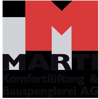 Marti Komfortlüftung und Bauspenglerei AG